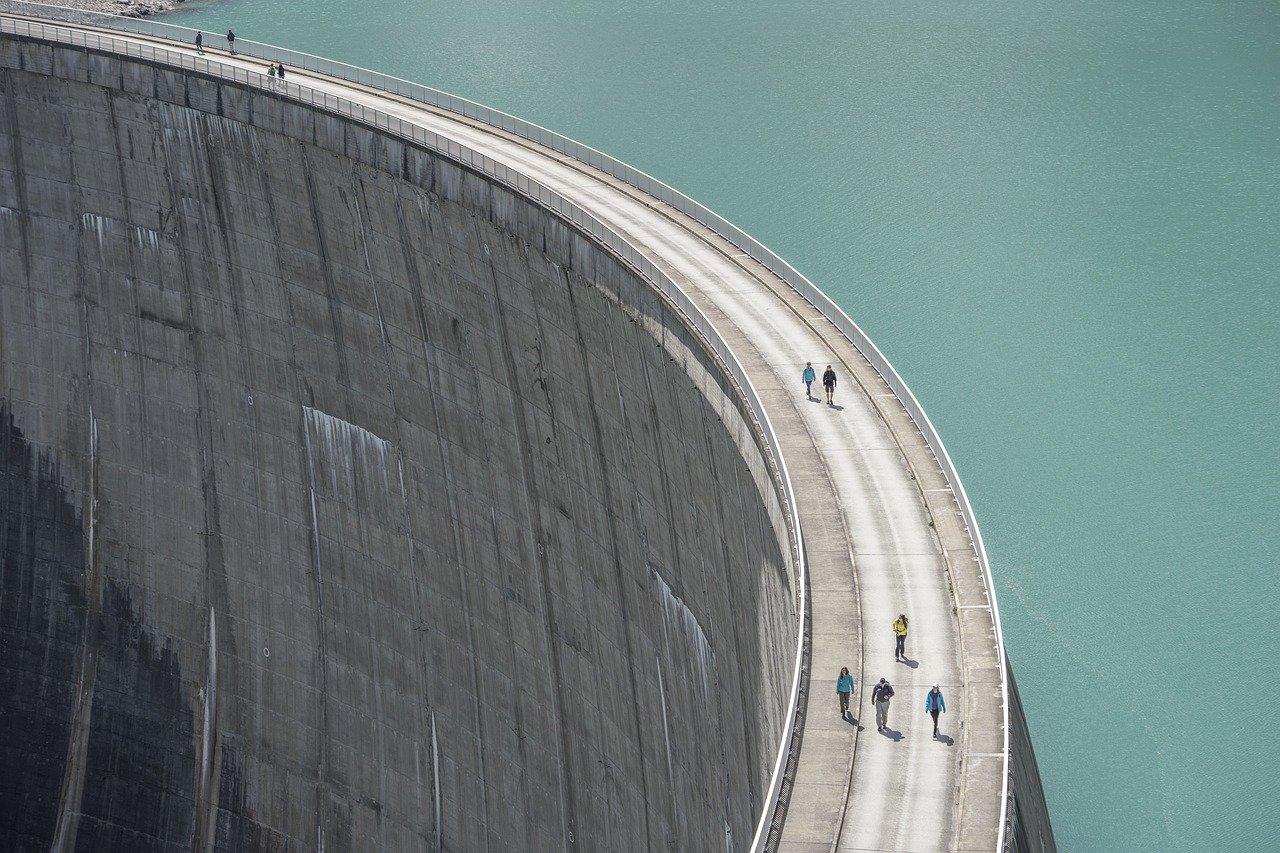 trois plus grandes centrales hydroélectriques de France