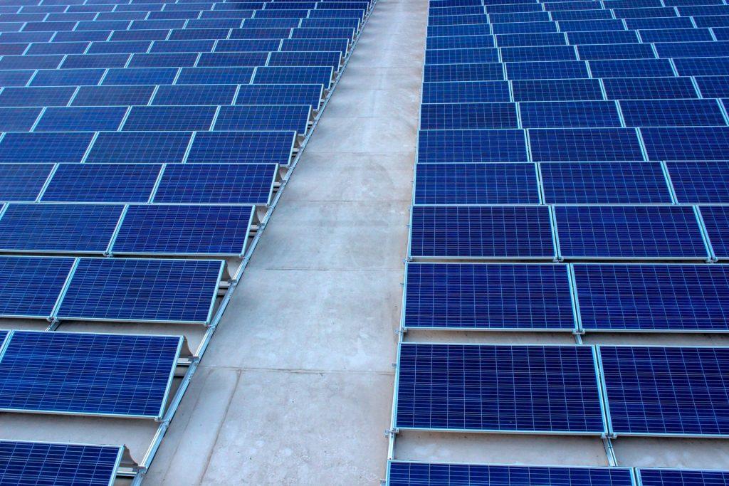 panneau photovoltaïque est une solution écologique