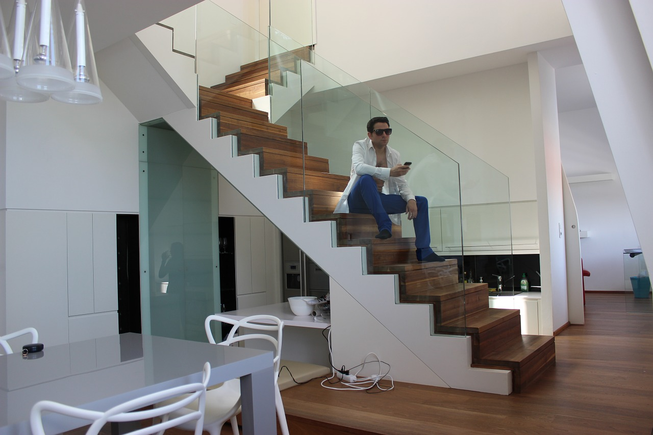 Garde-corps escaliers